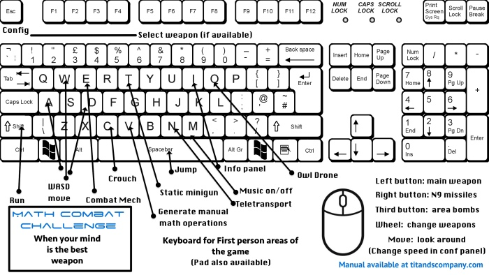 keyboard-land