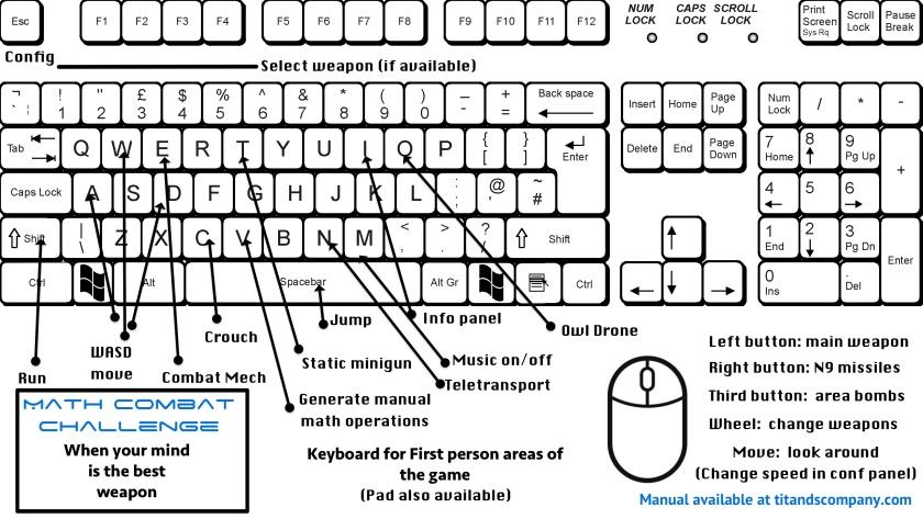keyboard-land